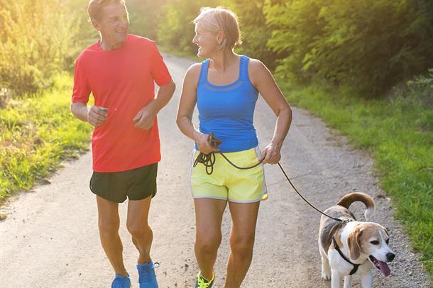 Betydning av alder for endring av kondisjon og hjerterisiko