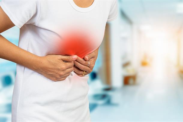 Perforert magesår (ulcus perforatum) ved Sykehuset Levanger over 40 år