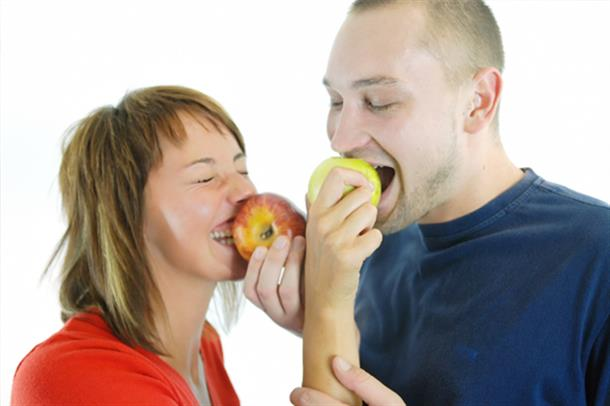 Kjønnsforskjeller i appetitt ved slanking