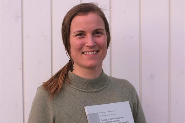 Kristin Hestmann Vinjerui. Foto