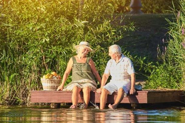 Endringer i levealder og helse blant eldre i Nord-Trøndelag